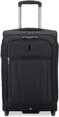 """Delsey Helium 360 20"""" Expandable 2-Wheel Carry-On Suitcase, Created for Macy's"""