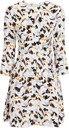 A.L.C. Terry Floral Mini Dress