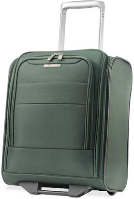 6c83487a6d5bf Samsonite Closeout! Eco-Spin Wheeled Underseat Carry-On Suitcase