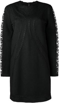 Ermanno Scervino lace detailing dress
