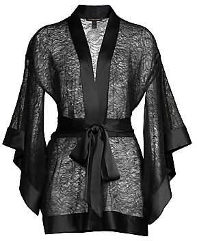 Kiki de Montparnasse Women's Lace Kimono Robe