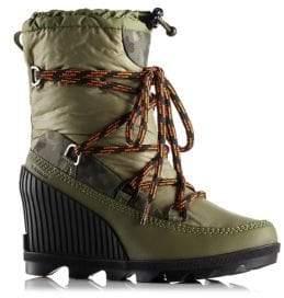 Sorel Women's Kinetic Wedge Boots