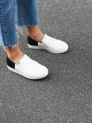 Varsity Slip On Sneaker by FP Collection at Free People $128 thestylecure.com
