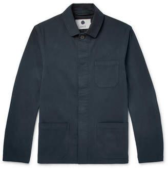NN07 Oscar Stretch-Cotton Twill Jacket