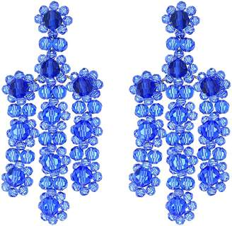 Kate Spade The Bead Goes On Statement Earrings