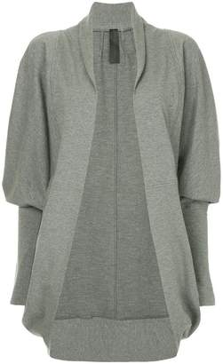 Norma Kamali cocoon oversized jacket