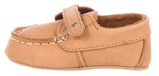 Ralph Lauren Boys' Suede Loafers w/ Tags