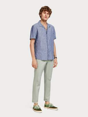 Scotch & Soda Patterned Shirt Regular fit