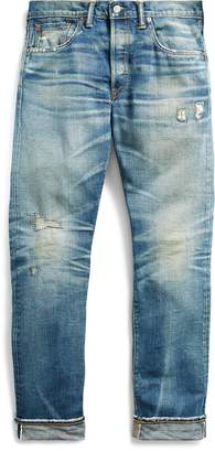 Ralph Lauren Slim Fit Selvedge Jean
