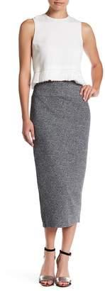 14th & Union Static Pencil Skirt