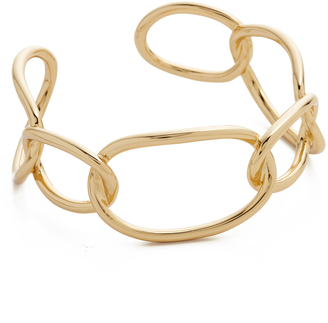 Jules Smith Capella Link Cuff Bracelet $45 thestylecure.com