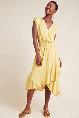 Maeve Fete Midi Dress
