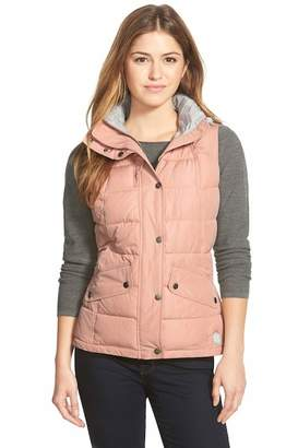Barbour 'Landry' Hooded Quilted Vest