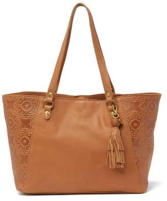 The Sak COLLECTIVE Sienna Medium Leather Shoulder Bag