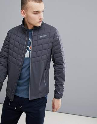 Marmot Featherless Hybrid Jacket in Gray