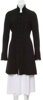 Amanda Wakeley Wool Knee-Length Coat