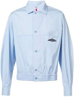Oamc Lowers shirt jacket