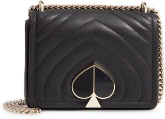 Kate Spade Small Amelia Leather Shoulder Bag
