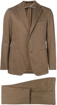 Tagliatore notched two-piece suit