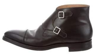 Crockett Jones Crockett & Jones Camberley Monk Strap Boots