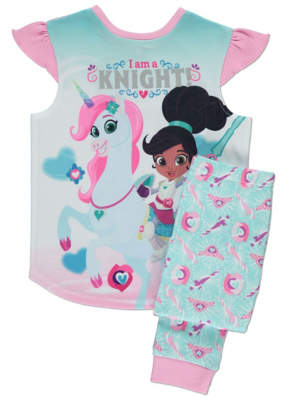 George Nella the Princess Knight 2 Ways Pyjama Set