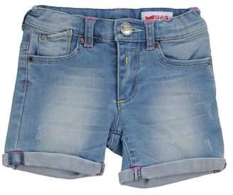 Gas Jeans Denim bermudas