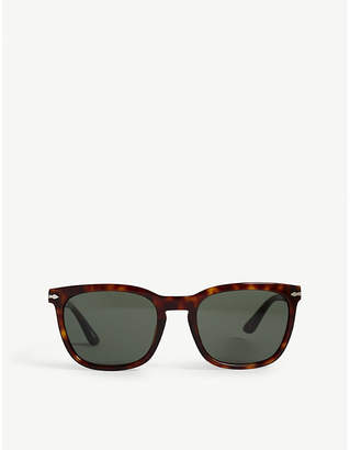 Persol PO3193S pillow-frame sunglasses