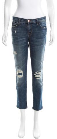 J BrandJ Brand Ellis Distressed Jeans w/ Tags
