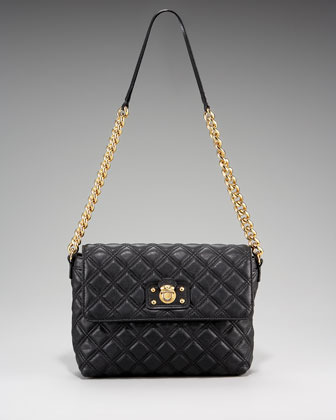 Marc Jacobs Single Leather Quilted Bag
