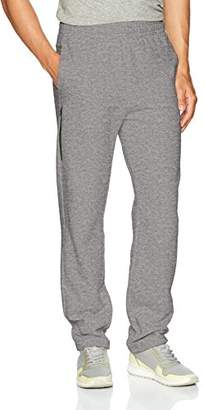 Russell Athletic Men's Cotton Rich Fleece Open Bottom Sweatpants With Pockets