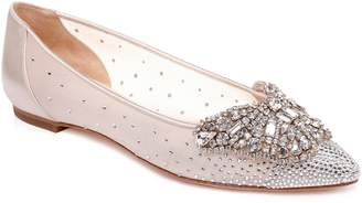 Badgley Mischka Collection Quinn Flat