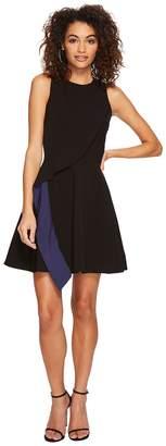 Adelyn Rae Faye Fit Flare Dress Women's Dress