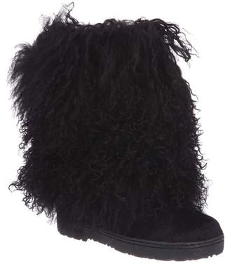 BearPaw Boetis II Genuine Sheepskin Short Boot