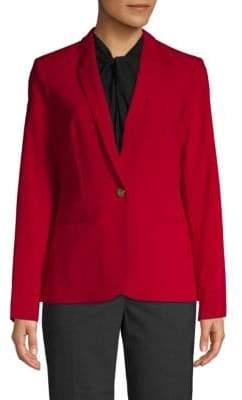 Calvin Klein Classic Notch Lapel Coat