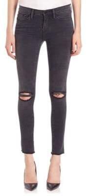 Peserico Distressed Skinny Jeans