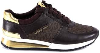 Michael Kors Allie Wrap Trainer Sneakers