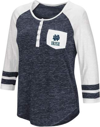 NCAA Women's Campus Heritage Notre Dame Fighting Irish Conceivable Tee
