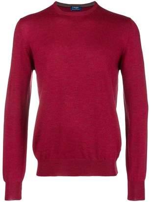 Barba crewneck sweater
