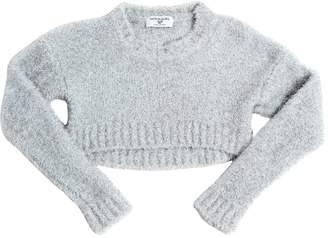 MonnaLisa Cropped Lurex Sweater