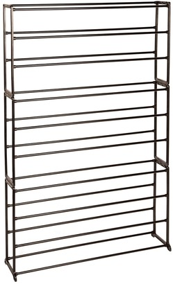 Richard's Homewares Richards Homewares 50-Pair Shoe Rack