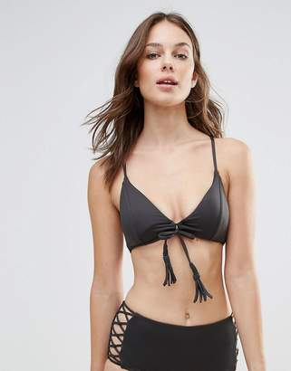 Seafolly Ladder Back Bralette $87 thestylecure.com