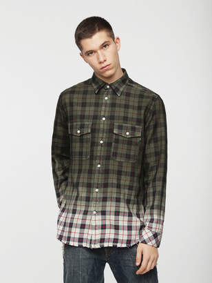 Diesel Shirts 0DATY - Red - XS