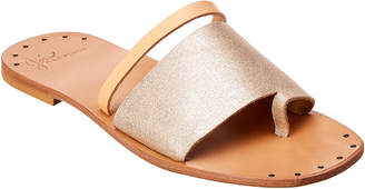 Joie Ballifly Leather Sandal