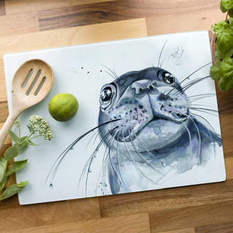 Kate Moby Inky Seal Glass Worktop Saver