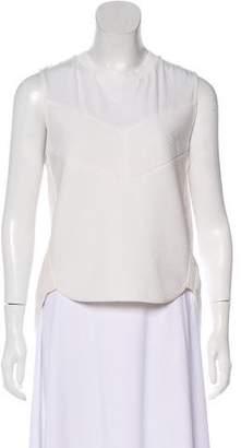 3.1 Phillip Lim Ivory Short-Sleeve Shirt