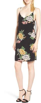 Bishop + Young Enchanted Garden Lace-Up Dress