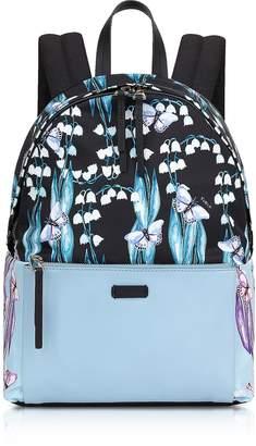 Furla Fiordaliso Blue Giudecca Small Backpack