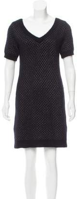 Marc by Marc Jacobs Jacquard Knit Dress