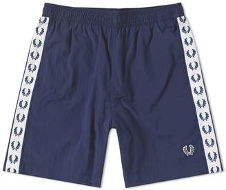 Fred Perry Authentic Taped Swim Short