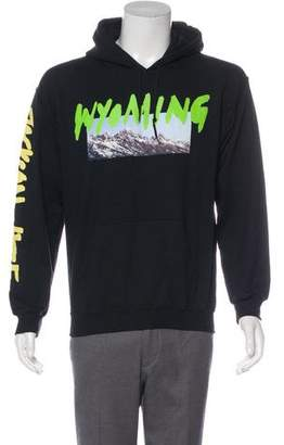 Yeezy 2018 Wyoming Album Listening Hoodie